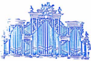 orgelprospekt sophien
