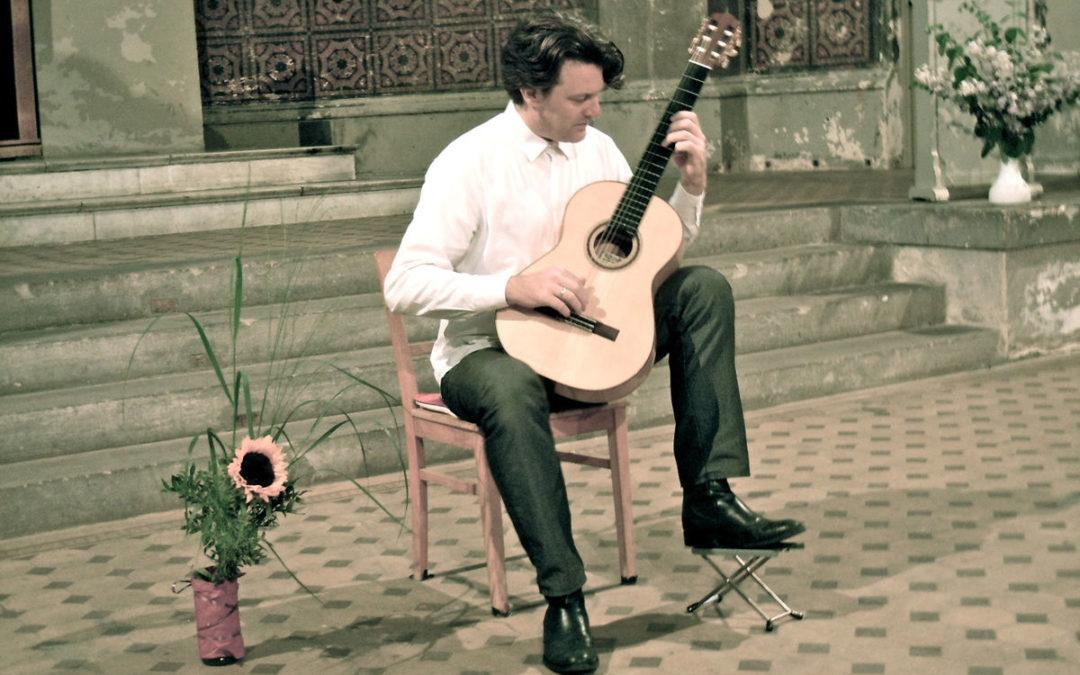 Musik am Sonntagmittag in der Zionskirche